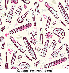 cosmetics., products., 美しさ
