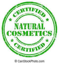 cosmetics-stamp, natural