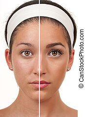 Cosmetics - Teen make up