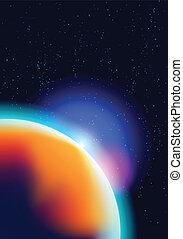cosmic background