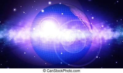 Cosmic Globe Loop