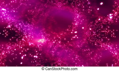 Cosmic Vortex Chaos Loop X47