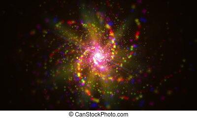 cosmos andromeda nebula