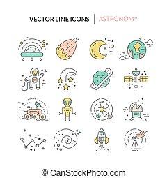 Cosmos Icons