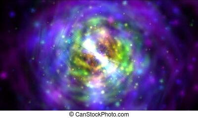 cosmos tunel