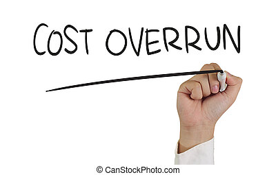 Cost Overrun Concept