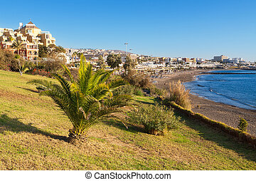 Costa Adeje. Tenerife. Canary Islands