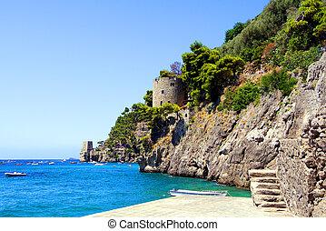 costa amalfi