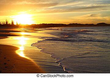 costa ouro, austrália