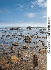 costa, praia