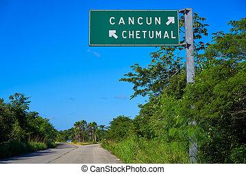 costa, rad, maya, cancun, signe, chetumal