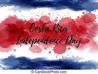 costa rica, dia independência