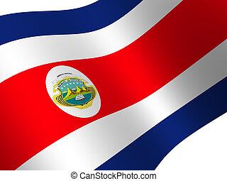 Costa Rica - National Flag. Costa Rica