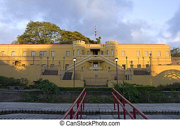 Costa Rica National Musuem in San Jose - National Museum of...