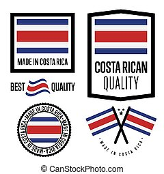 Costa Rica quality label set for goods