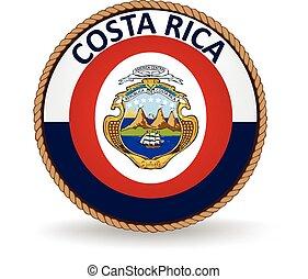 Costa Rica Seal