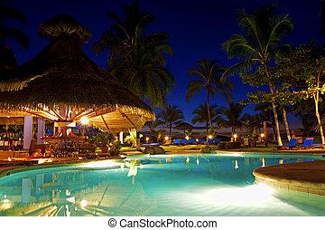 costa rica, vakantiepark