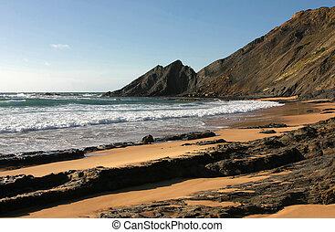 Costa Vicentina - West coast of Portugal (Praia de Odeceixe...