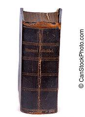 costas, de, antigas, bíblia