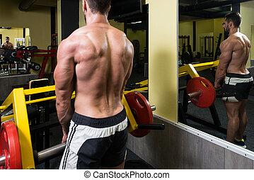 costas, exercício