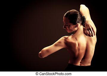 costas, muscular