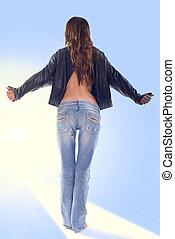 costas, torso
