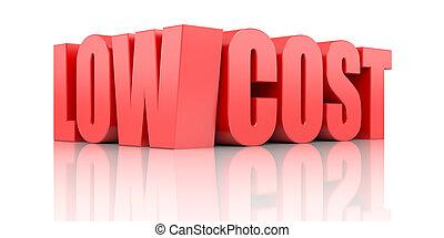 coste, bajo