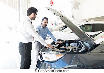 costo, automobile, taglio, uomo, acquisto, contratto affitto