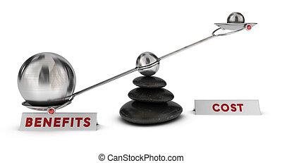 costo, benefici