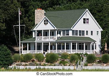 costoso, casa vittoriana