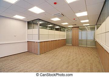 costruendo interno, comune, ufficio