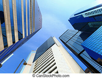 costruzione, affari moderni