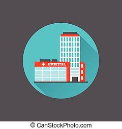 costruzione, appartamento, medico