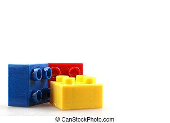 costruzione blocca