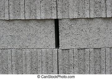 costruzione, blocchi