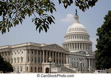 costruzione, capitale stati uniti
