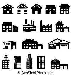 costruzione, casa, architettura