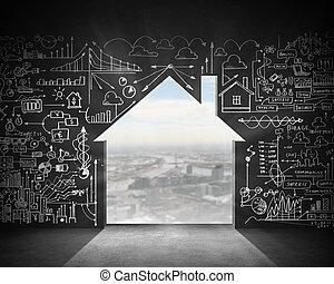 costruzione, concetto