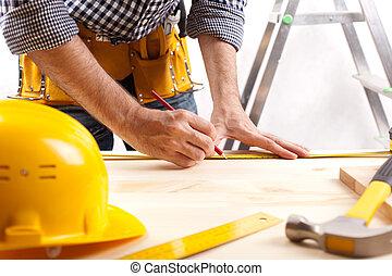 costruzione, disposizione