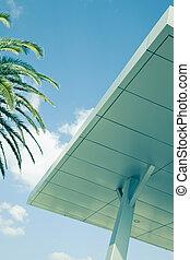 costruzione, moderno, corporativo, caratteristica, architettonico