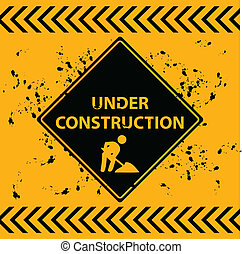 costruzione, sotto