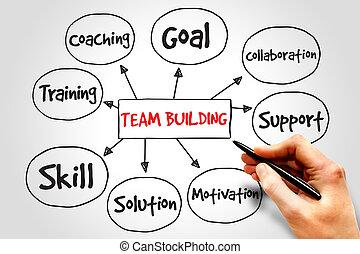 costruzione squadra