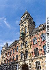 costruzione, staatsanwalt, storico, centro, bremen