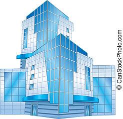 costruzione, ufficio