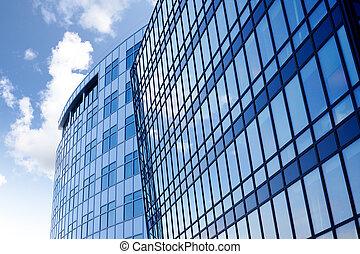 costruzione, vetro
