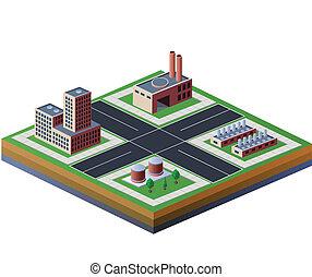 costruzioni, industriale