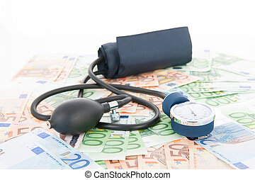 Costs of health care