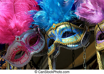 costum, venitian, carnaval