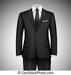 costume homme affaires