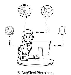costumer support services
